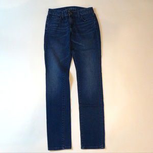 Banana Republic Skinny Leg Size 25 Blue Sky Wash